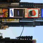 Times Square en Broadway en Nueva York