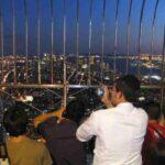 Panorámica desde Empire State Building en Nueva York