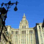 Edificio Municipal en Manhattan - Nueva York