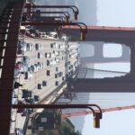 Vista del puente Golden Gate de San Francisco desde el mirador norte