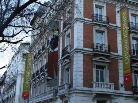 Exposición de pintura impresionista en la Fundación Maphre de Madrid