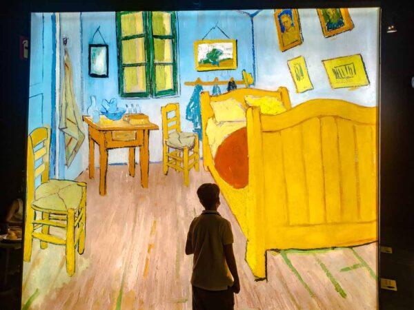 Exposición Meet Vincent Van Gogh en Madrid