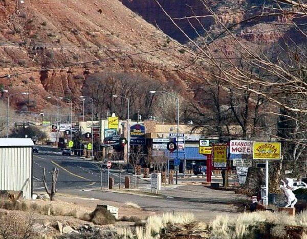 Hoteles en Kanab en Utah al oeste de Estados Unidos