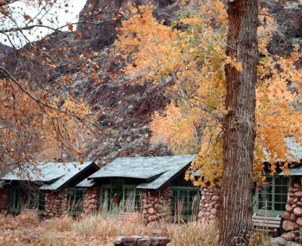Rancho Panthom en Gran Cañón del Colorado