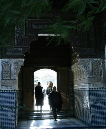 Palacio de la Bahía de Marrakech - Marruecos