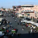 Plaza Jemaa El Fna de Marrakech - Marruecos