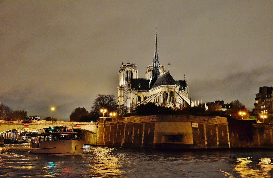 Notre Dam en París