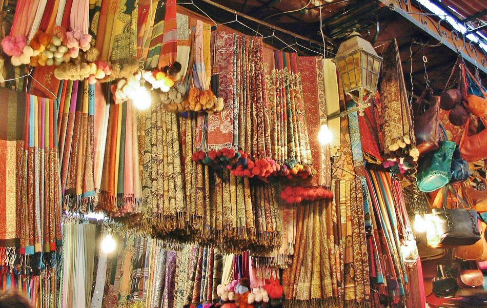 Fotos zocos de marrakech gu as viajar - Fotos marrakech marruecos ...