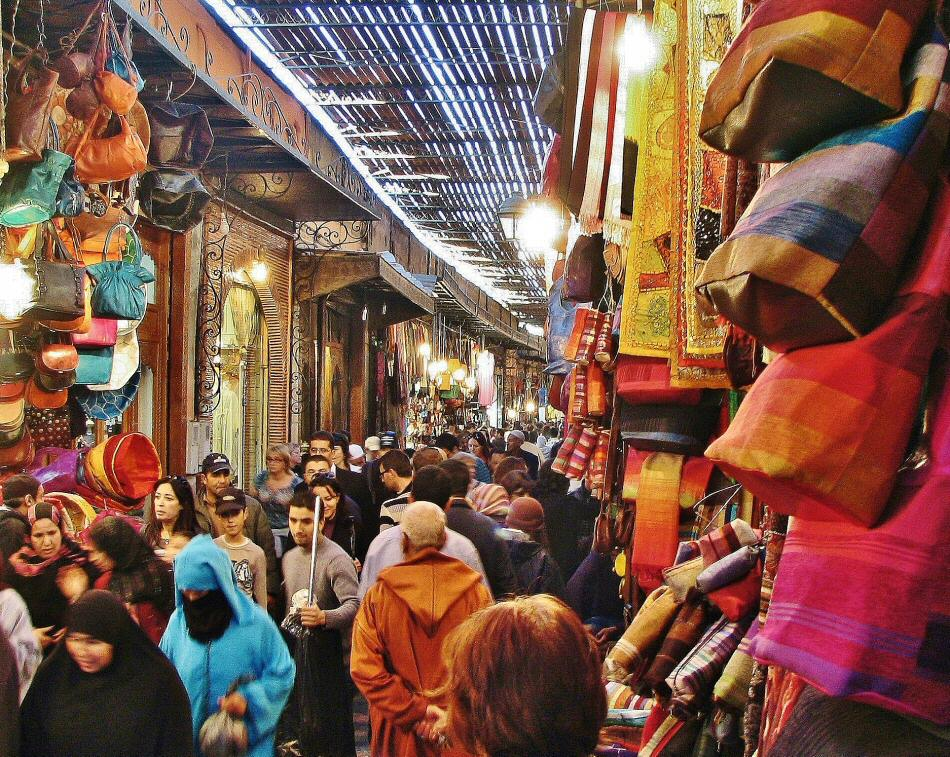 Temas sobre compras gu as viajar - Fotos marrakech marruecos ...