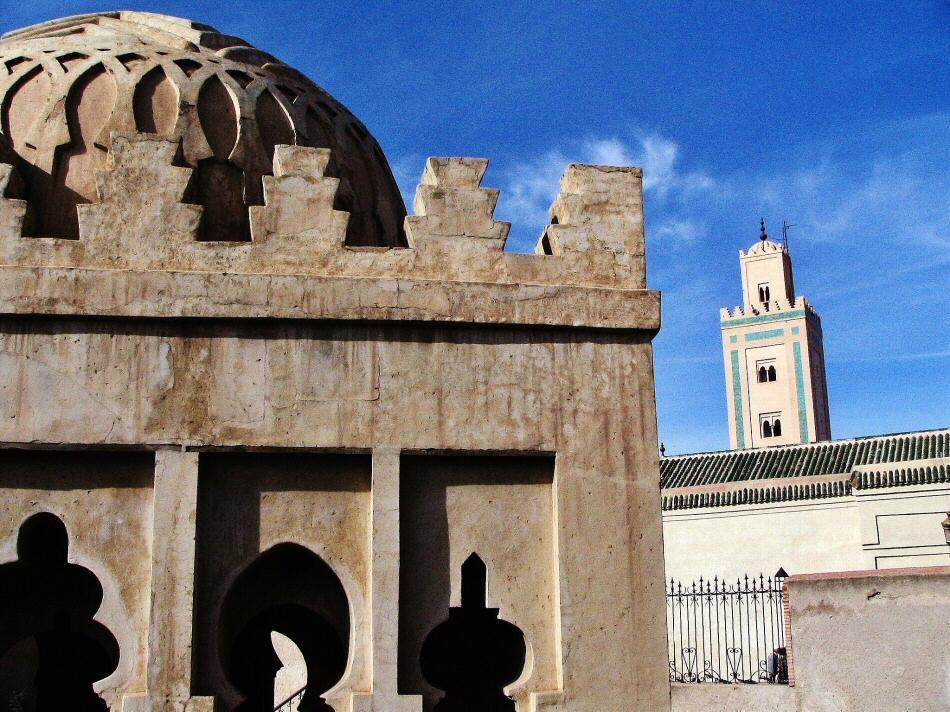 Kuba Ba Adyin, arte almorávide en Marrakech