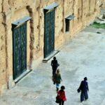 Palacio El Badí en la kasba de Marrakech