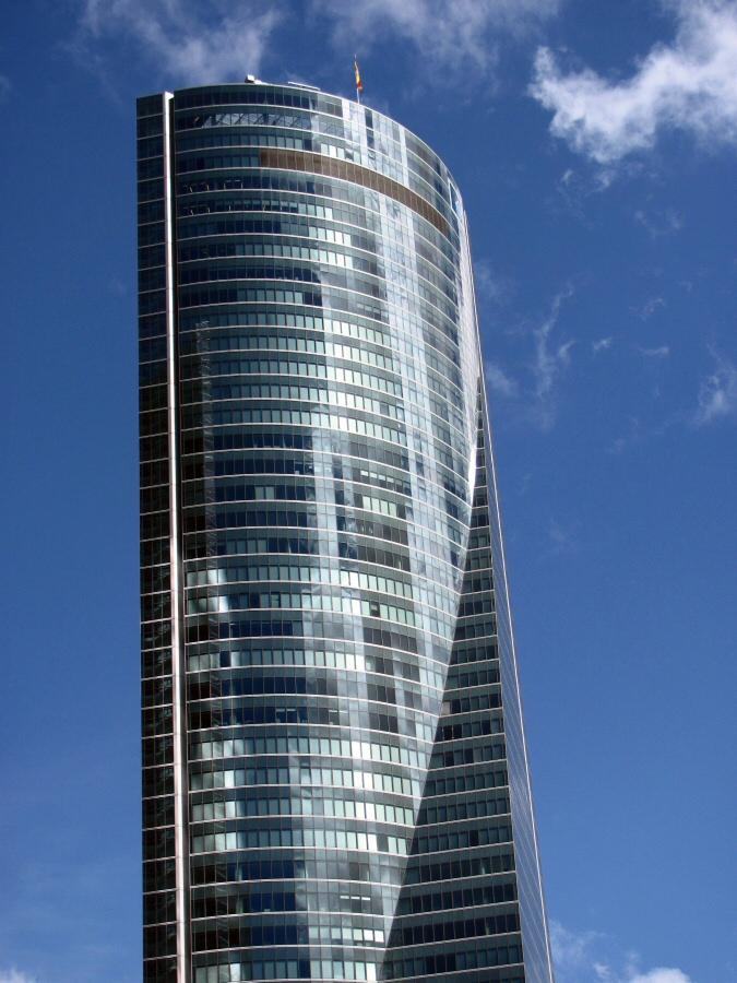 En la Semana de la Arquitectura 2010 de Madrid puedes visitar la Torre Espacio