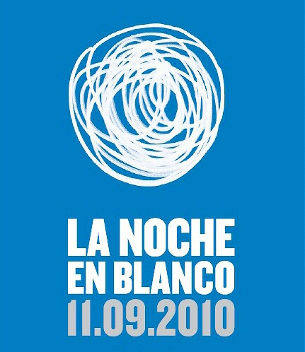 La Noche en Blanco 2010 de Madrid