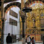 Rincón interior de la Mezquita de Córdoba en España