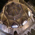 Cúpula del antiguo Mihrab de la Mezquita de Córdoba