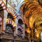 Rincón de la Mezquita de Córdoba en España
