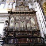 Organo de la basílica renacentista de la Mezquita de Córdoba