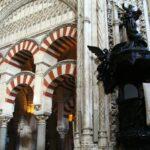 Crucero de la basílica renacentista de la Mezquita de Córdoba