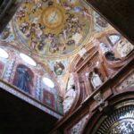 Cúpula de la capilla del muro oeste de la basílica renacentista de la Mezquita de Córdoba