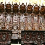 Sillería del Coro de la catedral cristiana de la Mezquita de Córdoba