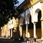 Galería del Patio de los Naranjos de la Mezquita Catedral de Córdoba