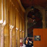 Soportales del Patio de los Naranjos de la Mezquita Catedral de Córdoba