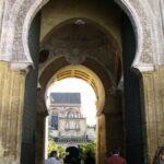 Puerta del Perdón en la Mezquita Catedral de Córdoba