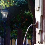 Fuente en el Patio de los Naranjos de la Mezquita Catedral de Córdoba