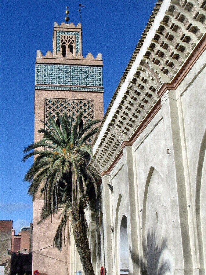 Mezquita de la Kasba de Marrakech