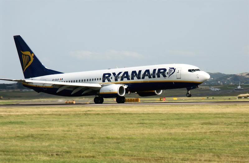 Ryanair, primera compañía mundial de vuelos low cost