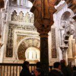 Macsura y puerta del mihrab de la Mezquita de Córdoba