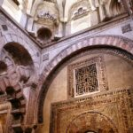 Bóveda sobre la puerta del sabat de la Mezquita de Córdoba