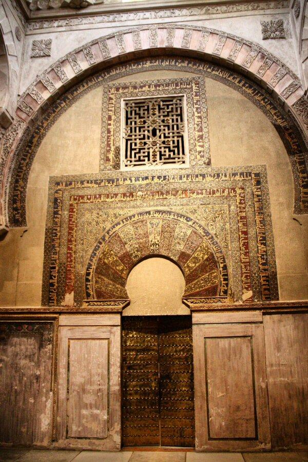Visita nocturna a la mezquita good mezquita cordoba visita nocturna la visita nocturna a la - Visita mezquita cordoba nocturna ...