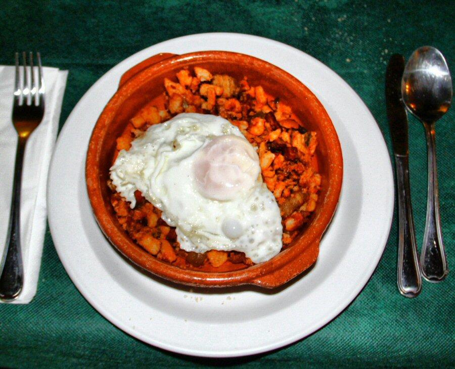 Migas de pastor extremeñas, gastronomía típica de Extremadura