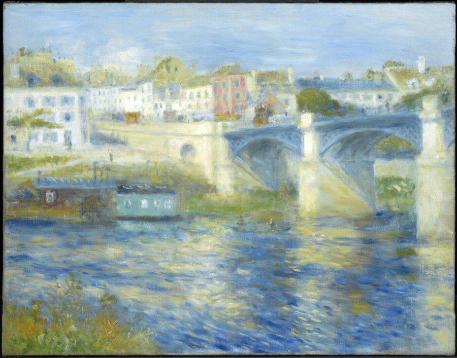 Exposición Pasión por Renoir en el Museo del Prado de Madrid