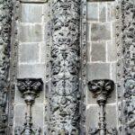 Portada de la Catedral Nueva de Plasencia