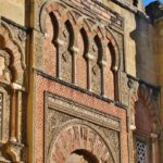 Puertas de Al Hakan II en la Mezquita de Córdoba