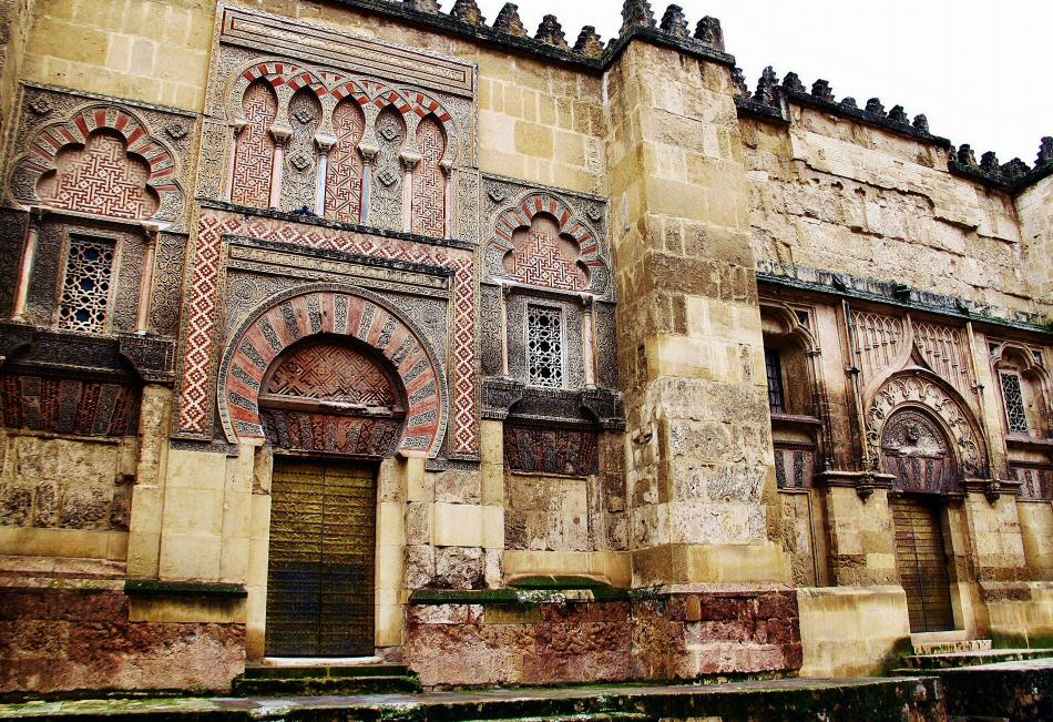 C rdoba fotos puertas mezquita gu as viajar for Interior mezquita de cordoba