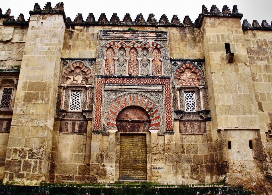 C rdoba fotos puertas mezquita gu as viajar for Puertas de madera cordoba