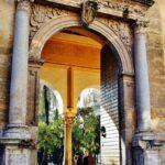 Postigo de Santa Catalina en Mezquita de Córdoba