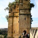 Torre de los Leones del Alcázar de los Reyes Cristianos en Córdoba