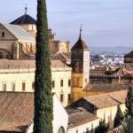 Mezquita de Córdoba desde el Alcázar de los Reyes Cristianos