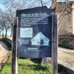 Villarreal de San Carlos en el parque nacional de Monfrague en Extremadura