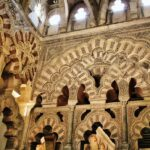 Antiguo mirab de la Mezquita de Córdoba en la actual capilla Villaviciosa