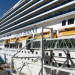 Barco de cruceros Costa Serena