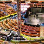 Gran teatro del barco de cruceros Costa Serena