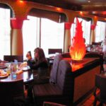 Restaurante buffet del barco de cruceros Costa Serena