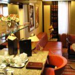 Camarote suite Samsara en el barco de cruceros Costa Serena