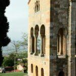 Balcón de Santa María del Naranco de Oviedo en Asturias