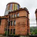 Musi, Museo de la Siderurgia en La Felguera en Asturias